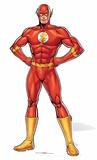 DC Comics - The Flash Poutače se stojící postavou