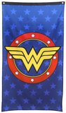 Wonder Woman- Logo Shield Banner Posters