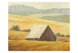 Mill Creek Barn Posters by Todd Telander