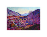 Sierra Shadow Posters by Erin Hanson