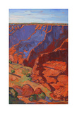 Patterns in Triptych (right) Prints by Erin Hanson