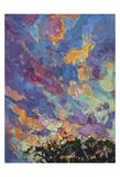 California Sky (top left) Prints by Erin Hanson