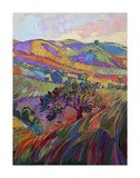 Paso IV Posters by Erin Hanson