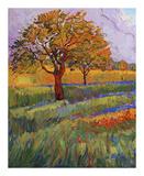 Colors of Brenham (left) Prints by Erin Hanson