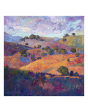 Hills of Paso Posters by Erin Hanson
