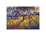 Crystal Light II Prints by Erin Hanson