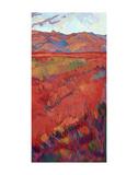 Desert Rainbow (right) Poster by Erin Hanson