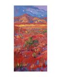 Desert Rainbow (left) Poster by Erin Hanson