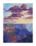 The North Rim V Prints by Erin Hanson