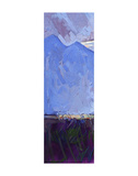 Ocotillo on Blue (left) Prints by Erin Hanson
