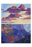 The North Rim V Posters by Erin Hanson
