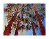 La Quinta Palms Plakater af Erin Hanson
