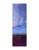 Ocotillo on Blue (right) Prints by Erin Hanson
