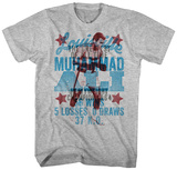 Muhammad Ali- Champion Stats Vêtement