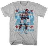 Muhammad Ali- Champion Stats T-Shirt