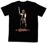 Conan- Ready To Strike T-shirts