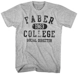 Animal House- Faber College Social Director T-Shirt
