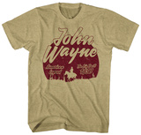 John Wayne- The Big Trail 1930 T-shirts
