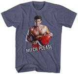 Baywatch- Mitch Please Beach Bod T-Shirts