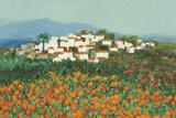 Majocar, Andalucia Impressão giclée por Hazel Barker