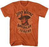 John Wayne- American Legend Banner Shirts