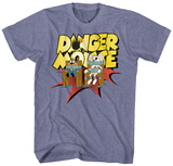 Danger Mouse- Strapped In T-shirts
