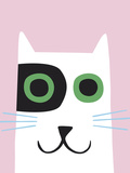 Best of Friends - Cat Posters by Sophie Ledesma