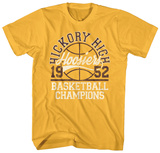 Hoosiers- Hickoryhigh High 1952 T-shirts