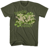 Beetle Bailey- Camo Chase T-shirts