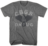 CBGB- Flying Crow Shirt