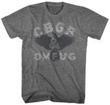 CBGB- Flying Crow Camiseta