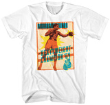 Muhammad Ali- Heavyweight Stamp T-shirts