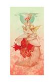 Inner War Obra de arte por Felicia Ann