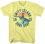Jaws- Amity Island Surfshop Camiseta