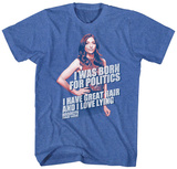 Brooklyn Nine Nine- Gina Politics T-paidat