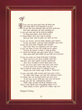If Giclee Print by Rudyard Kipling
