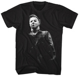 Halloween- Michael Myers Close-Up T-shirts