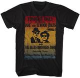 The Blues Brothers- Jake & Elwood Headshot Poster T-Shirts