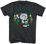 Beetle Bailey- Sarge Brawl T-skjorter