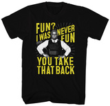 Brooklyn Nine Nine- Holt Never Fun T-Shirt