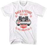 Back To The Future- Hill Valley Classic 55-85 T-shirts