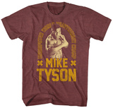 Mike Tyson- Undisputed World Heavyweight Champ T-shirts