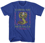 Karate Kid- Kai Reseda, Ca T-shirts