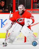 Cam Ward 2014-15 Action Photo