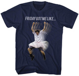 Ace Ventura- Friday Got Me Like T-shirts
