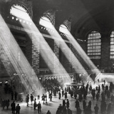 Grand Central Station, Morning Giclée-tryk af The Chelsea Collection