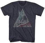 Def Leppard- Watermelone Logo T-Shirt