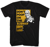 Brooklyn Nine Nine- Don't Poop T-Shirts