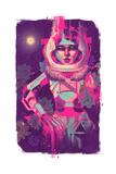 Xenn Posters by Felicia Ann