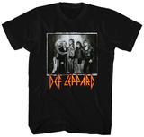 Def Leppard- Band Mates T-shirts